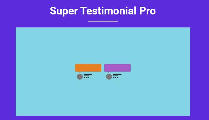 Super Testimonials
