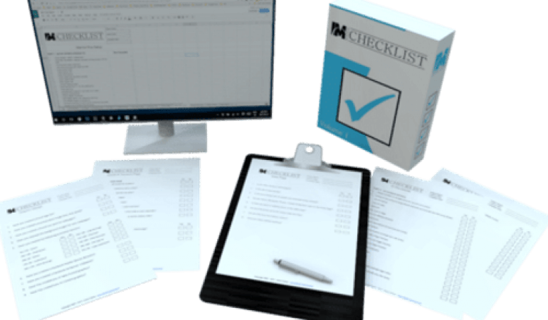 IM Checklist Reviews