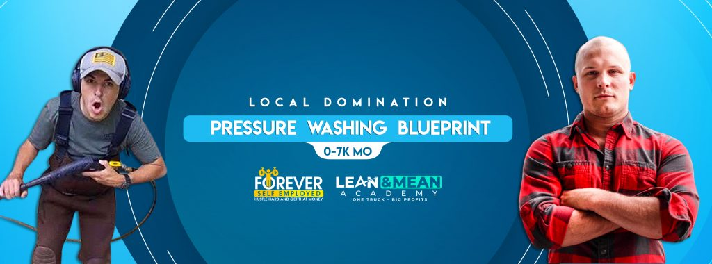 The Pressure Washing Blueprint Review