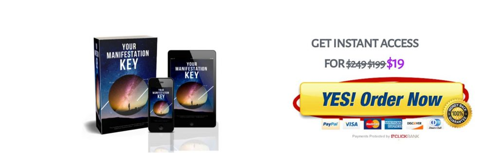 Your Manifestation Key Review-price