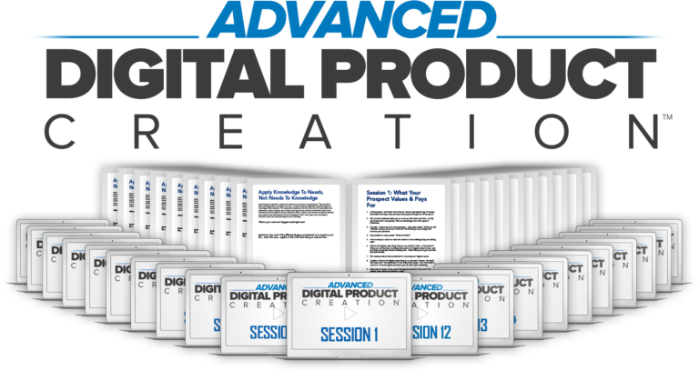 Digital product marketing library